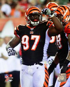 Geno Atkins is an absolute beast, but somehow doesn't get the recognition he deserves.