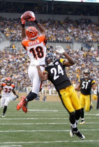 AJ Green is an absolute beast.